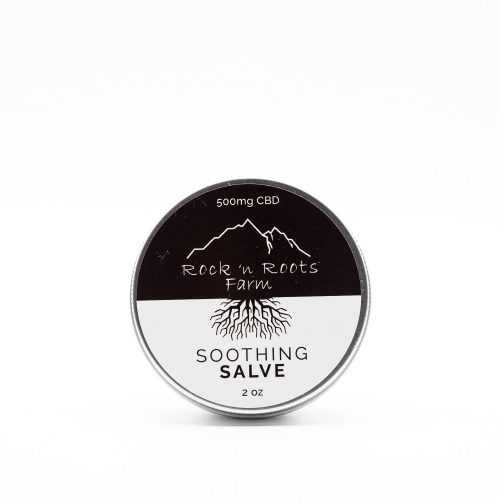 Soothing Salve 500mg