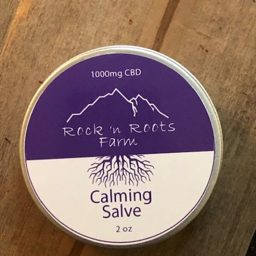 Calming Salve 1000mg