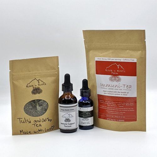 Immune Support Package- Limited Time Offer.