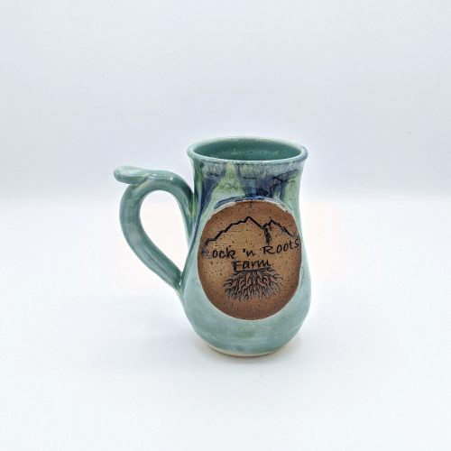 Hand Made Rock 'n Roots Tea Mugs